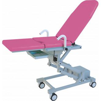 Гинекологическое кресло CT-4 модель ALFA Compact в