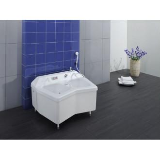 2-камерная струйно-контрастная ванна для ног Unbescheiden 0.9-8 в