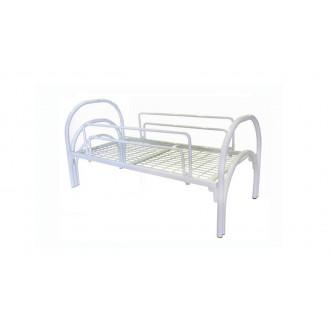 Кровать общебольничная металлическая детская в