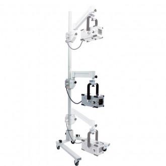 Передвижная стойка для рентгеновских аппаратов весом до 10,5 кг Gierth Mobile X-Ray stand Light в