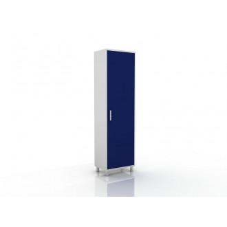 Шкаф для одежды (перекладина хром) 105-001-8 в