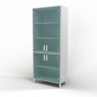 Шкаф для документов (стекло) 105-003-3 в