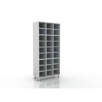 Шкаф картотечный-стеллаж 105-004-4 в