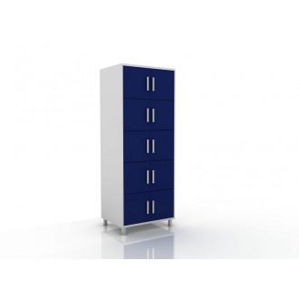 Шкаф медицинский универсальный (для инвентаря и сумок) 105-004-5 в
