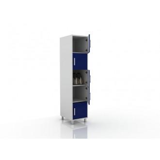 Шкаф медицинский универсальный (для инвентаря и сумок) 105-004-6 в