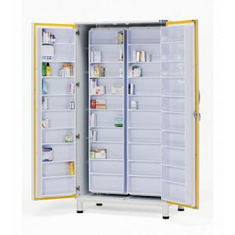 Шкаф медицинский для медикаментов 13-FP801 в