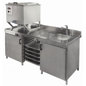 Кухня для подготовки фангопарафина ГФ-2-60 в