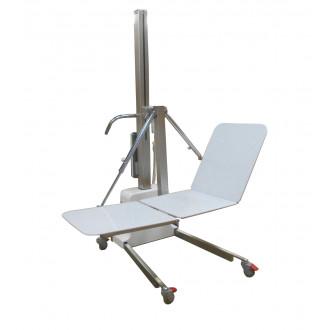 Подъемник для опускания пациента в ванну для ванн с минеральной водой в