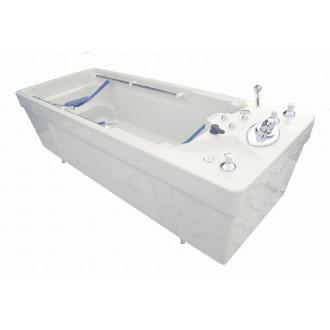 Ванна водолечебная Атланта для подводного душ-массажа в
