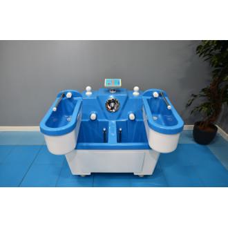 Ванна 4-х камерная Истра-4К струйно-контрастная в