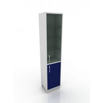 Шкаф-витрина 301-003-4 в