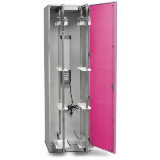 Шкаф медицинский высокий для хранения эндоскопов в