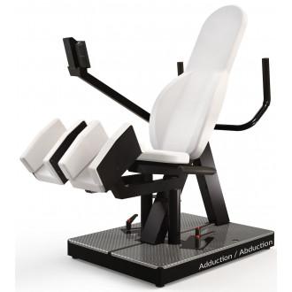 Тренажер механотерапевтический HUR Rehabilitation 5520 сведения и разведения ног в