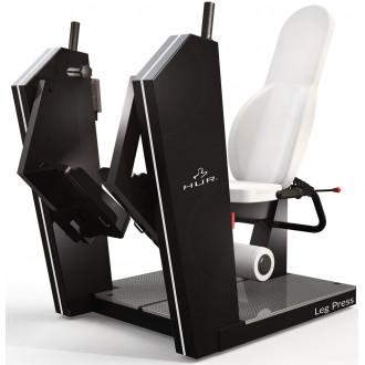 Тренажер механотерапевтический HUR Rehabilitation 5540 жим ногами сидя перед собой в