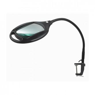 Лампа настольная светодиодная с линзой  8061 LED в