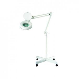 Лампа-лупа на штативе косметологическая 8066 DCS 5D в