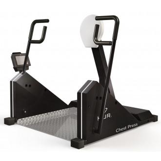 Тренажер для инвалидов HUR Easy Access 9140 жим от себя (прямо перед собой) в