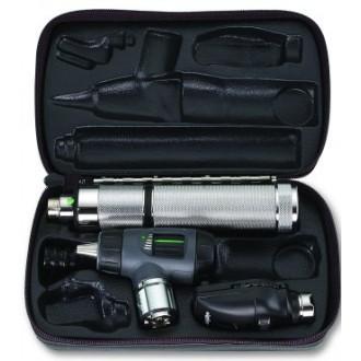 Набор диагностический Престиж, с рукояткой на батарейках (осветителем горла не комплектуется) в