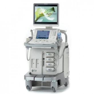 УЗИ сканер APLIO 500 в
