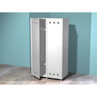 Шкаф медицинский гардеробный AR-A22 в