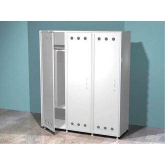 Шкаф медицинский гардеробный AR-A23 в