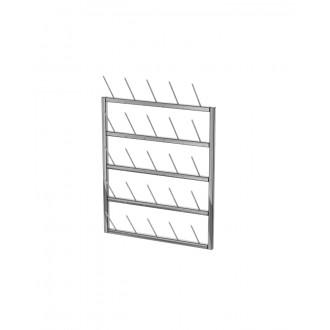 Шкаф открытого типа-стеллаж сушильный AR-LE в