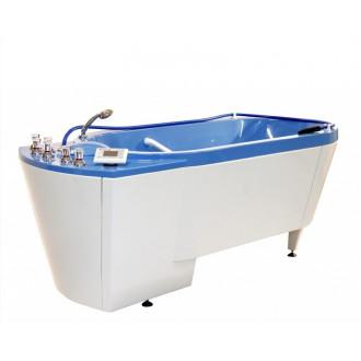 Ванна подводного ручного, вихревого и жемчужного массажа Almagro в