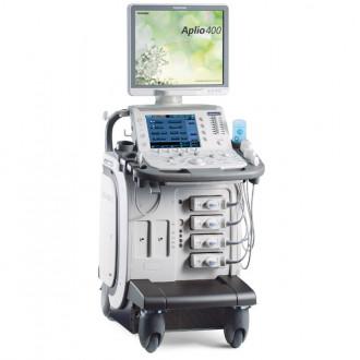 УЗИ сканер экспертного класса APLIO 400 в