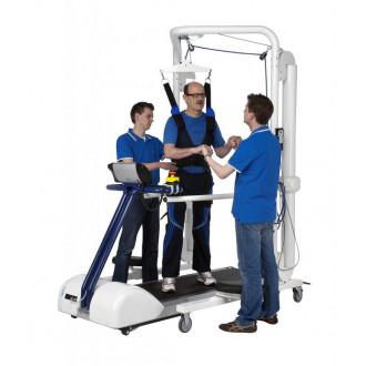 Body Weight Support System Система разгрузки веса пациента при проведении тредмил-терапии в