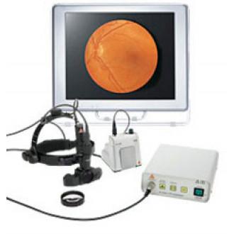 Видеоофтальмоскоп Video OMEGA 2C в