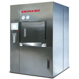 Установка для обеззараживания медицинских отходов DGM MZ 130 - 2000 в
