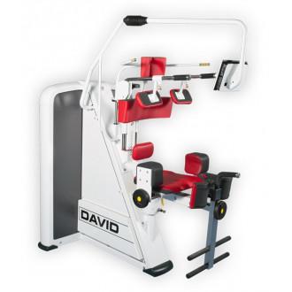 Тренажер механотерапевтический David Back Concept F120 Ротационный комплекс для тренировки торса в