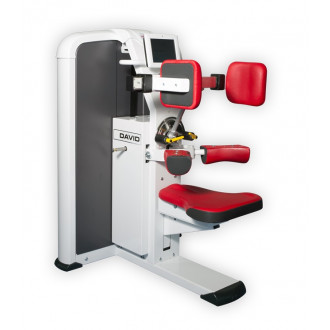 Тренажер механотерапевтический David Back Concept F150 Тренажер для боковых мышц в