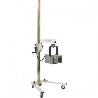 Передвижная стойка для рентгеновских аппаратов весом до 18,5 кг Gierth Mobile X-Ray stand в