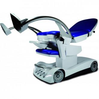 Гинекологическое кресло с электромотором GOLEM F1 в