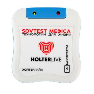Беспроводной монитор для суточного (холтеровского) мониторирования ЭКГ HOLTERLIVE в