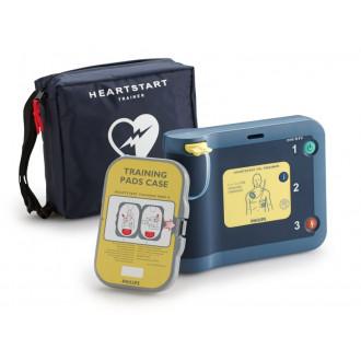 Дефибриллятор-тренажер HeartStart FRx портативный универсальный в