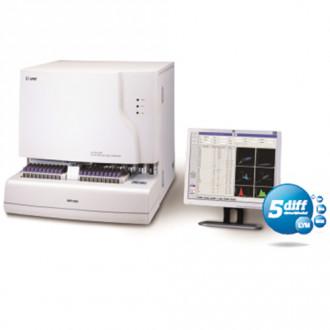 Автоматический гематологический анализатор HemaLit -5500 с автоматической подачей образцов, подсчет ретикулоцитов в