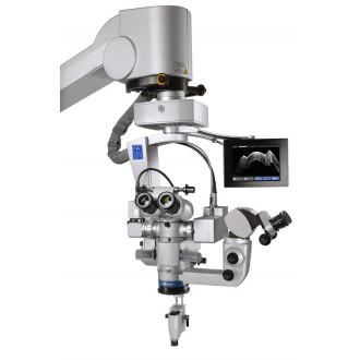 Микроскоп офтальмологический Hi-R с iOCT в