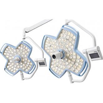 Трехкупольный хирургический светодиодный светильник серии HyLED 9 в