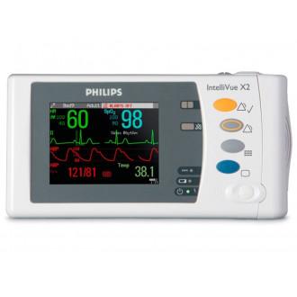 Транспортный монитор пациента IntelliVue MMS X2 в
