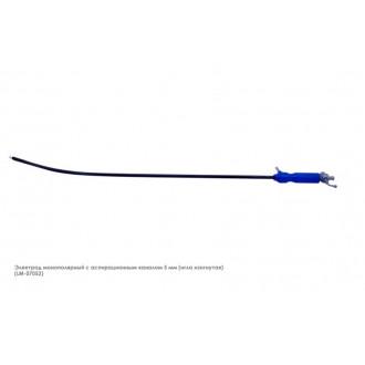Электрод монополярный с аспирационным каналом 5 мм LM-07052 в