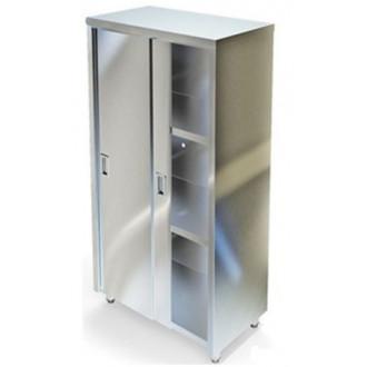 Стеллаж МСЗ закрытый с дверьми-купе/с распашной дверцей в