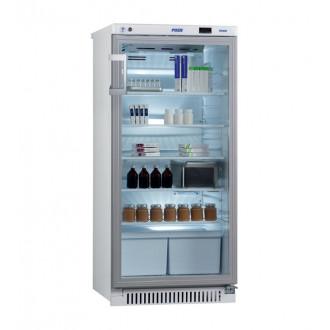 Холодильник фармацевтический ХФ-250-3 со стеклянной дверью (250 л) в