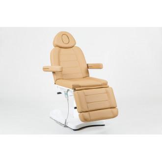 Косметологическое кресло SD-3803A Светло-коричневое в