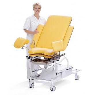 Кресло гинекологическое с электроприводом Tarsus в