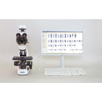 Vision Karyo® Vet Цифровая система для хромосомного анализа (кариотипирование) в
