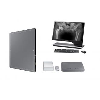 Система цифровой рентгенографии XGEO GR40 в