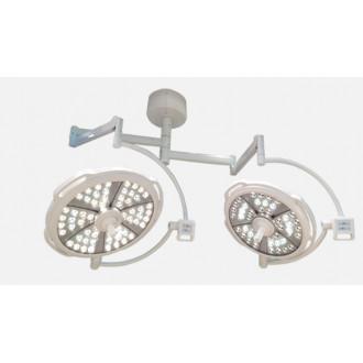 Светодиодный хирургический светильник двух купольный YDZ700/500 plus в