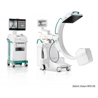 Передвижная рентген установка С-дуга Ziehm Vision RFD Hybrid Edition в